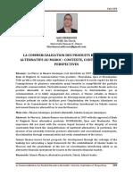 Commercialisation Des Produits Islamiques Au Maroc
