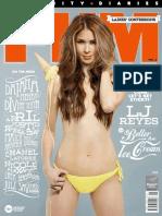 FHM Celebrity Diaries Volume 8 - 2014 PH