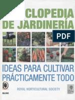Enciclopedia de Jardineria Ideas Para Cultivar Practicamente Todo