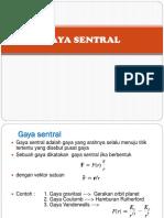 7 Gaya Sentral