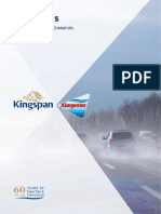 38954 Oil Fuel Separators Kingspan Klargester Brochure UK Sep2015