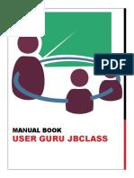 Manual Book User Guru