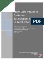 Ericsson in Kazakhstan