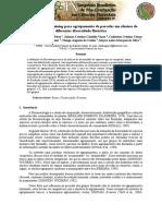 Técnicas de Data Mining Para Agrupamento de Parcelas Em Clusters de Diferentes Diversidade Florística
