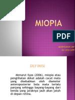 Ppt Miopia (Riga)
