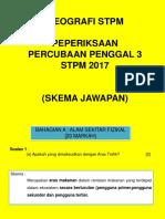 Skema Jawapan Trial P3