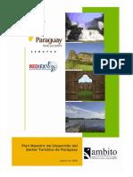 Plan Maestro  del Desarrollo Turístico PY
