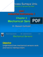 Chapter 05_mechanical Sensor