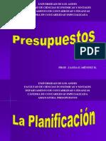 Tema1. La Planificación. (1)