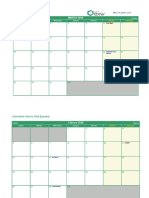 Calendario Laboral 2018 Excel Espana
