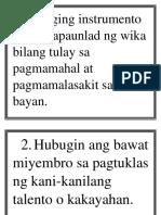 Filipino Club