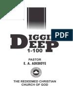 Digging Deep 001 100