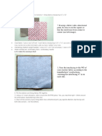 Instruções Envelope