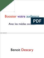Podcamp Benoit Desdcary 10