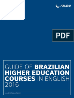 British Council - Brazilian Highered Courses in English