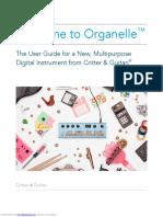 Organelle Manual