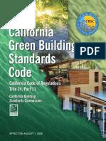 Handbook - 2008 CA Green Building Code