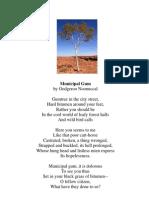 Kath Walker Poem