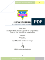 Company Case Profile KC