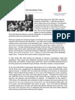 Truman Nuremberg Handouts