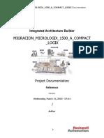 Migracion Micrologix 1500 a Compact Logix