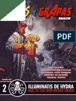 TOMOS Y GRAPAS Revista #2