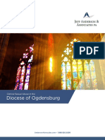 JAA Diocese of Ogdensburg Report