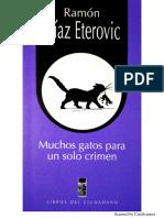 Muchos Gatos Para Un Solo Crimen.pdf