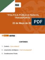 Avances y perspectivas de la política de transporte para la carga a granel.pdf