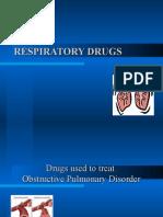 Respi Drugs