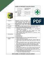 8.1.2.a.2 SOP Pengambilan Spesimen Darah Kapiler