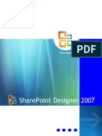 Sharepointdesigner2007f Training Manual
