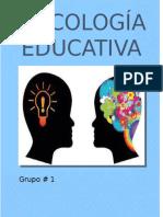 Psicologia Educativa 1