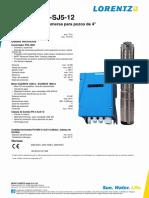 LORENTZ PS2-1800 C-sj5-12 Pi Es-custom Ver31095