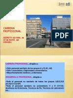 Desarrollo y Carrera OPE 2016