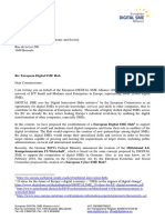 DIGITAL SME Letter to Commissioner Gabriel