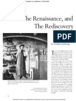The Renaissance and the Rediscovery of Plato and the Greeks - Torbjörn Jerlerup