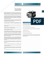 p 1-13 relés térmicos de sobrecarga