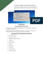 Windows 7 Recovery DaRT 7.0 Para Arreglar El Arranque de Windows 7