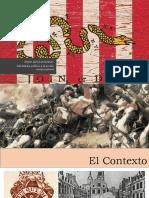 Exposición Motín Del Té en Boston, Del Debate Político a La Acción Revolucionaria, Ricardo Hurtado Arroyave