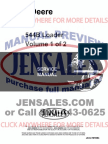 John Deere 544b Wheel Loader Service Manual