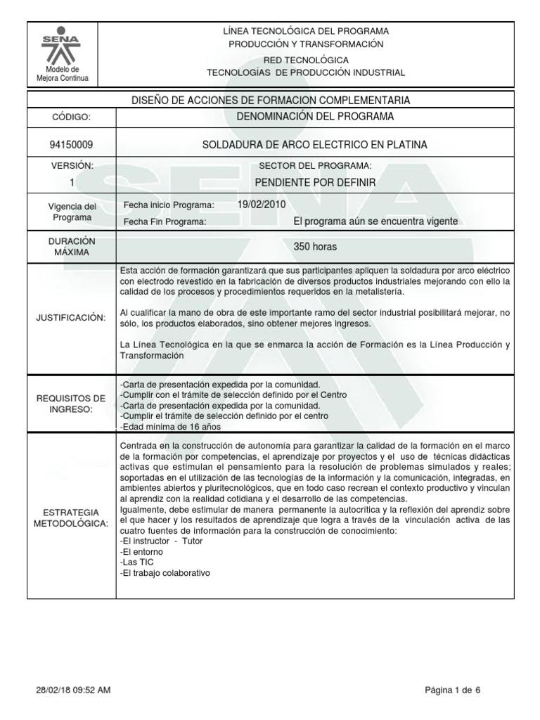 Perfecto Carta De Presentación Complementaria Cresta - Ejemplo De ...