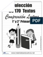 Coleccion de 170 Textos Comprensionlectora-me