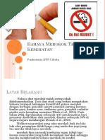 Bahaya Merokok Terhadap Kesehatan.pptx