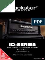 Blackstar Id Series High Handbook