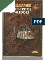 Manuscritos de Altdorf (Tomo I)