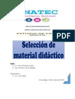 Criterios de Selección de Material Didáctico_Vilma y Desbas