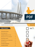 Infrastructure February 2018