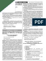 RM 496-2005 - Norma DGE Contraste de Sistema de Medicion de Energia Electrica