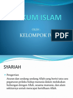 AGAMA - BAB4 Hukum Islam.pptx